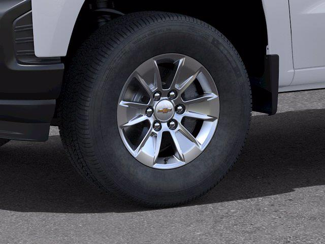 2021 Chevrolet Silverado 1500 Crew Cab 4x2, Pickup #M48184 - photo 7
