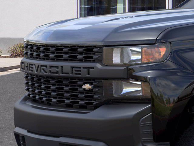 2021 Chevrolet Silverado 1500 Crew Cab 4x4, Pickup #M49779 - photo 11