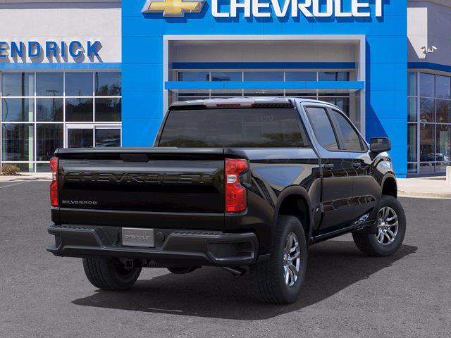 2021 Chevrolet Silverado 1500 Crew Cab 4x4, Pickup #M49779 - photo 3