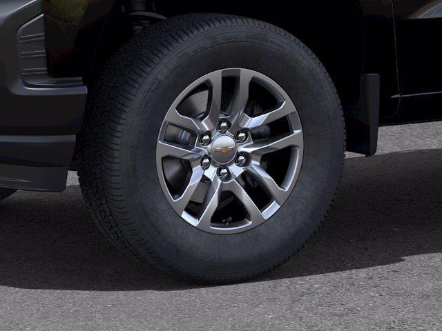 2021 Chevrolet Silverado 1500 Crew Cab 4x4, Pickup #M49779 - photo 7