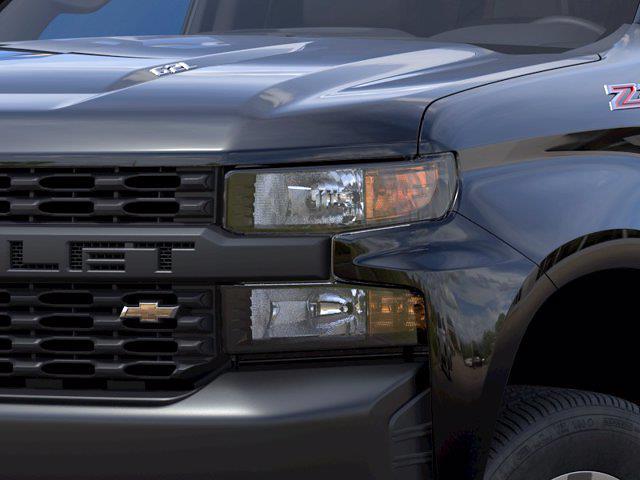 2021 Chevrolet Silverado 1500 Crew Cab 4x4, Pickup #M49779 - photo 8
