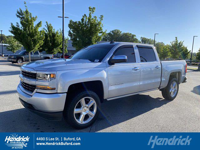 2018 Chevrolet Silverado 1500 Crew Cab 4x2, Pickup #M50100B - photo 1