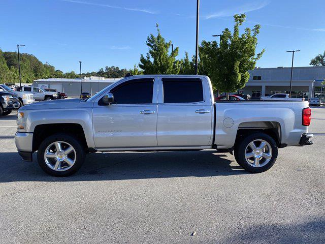 2018 Chevrolet Silverado 1500 Crew Cab 4x2, Pickup #M50100B - photo 2
