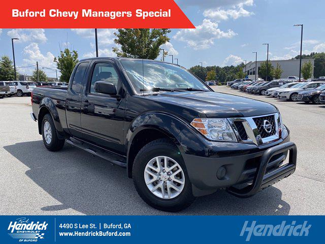 2016 Nissan Frontier King Cab 4x2, Pickup #M51344B - photo 1