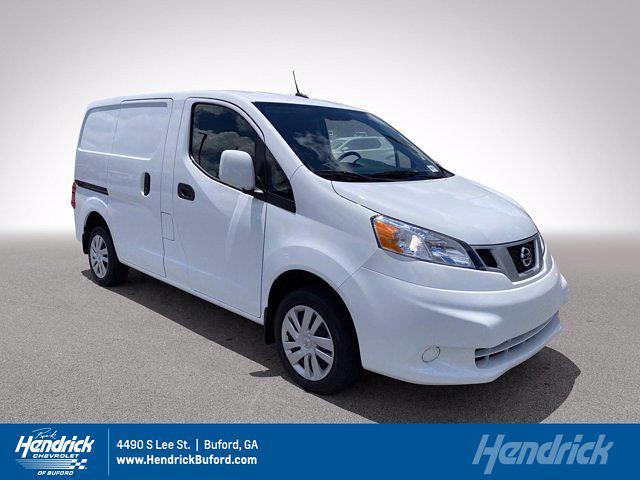 2021 Nissan NV200 FWD, Upfitted Cargo Van #M52209A - photo 1