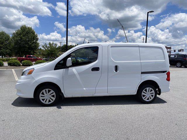 2021 Nissan NV200 FWD, Upfitted Cargo Van #M52209A - photo 5