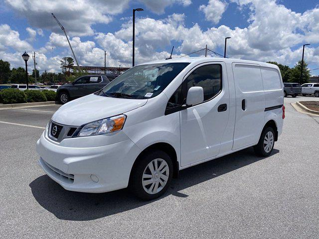 2021 Nissan NV200 FWD, Upfitted Cargo Van #M52209A - photo 6