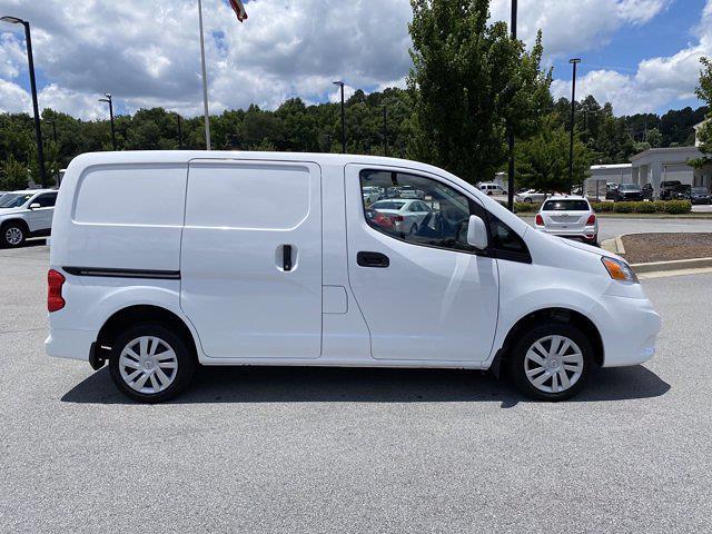 2021 Nissan NV200 FWD, Upfitted Cargo Van #M52209A - photo 9