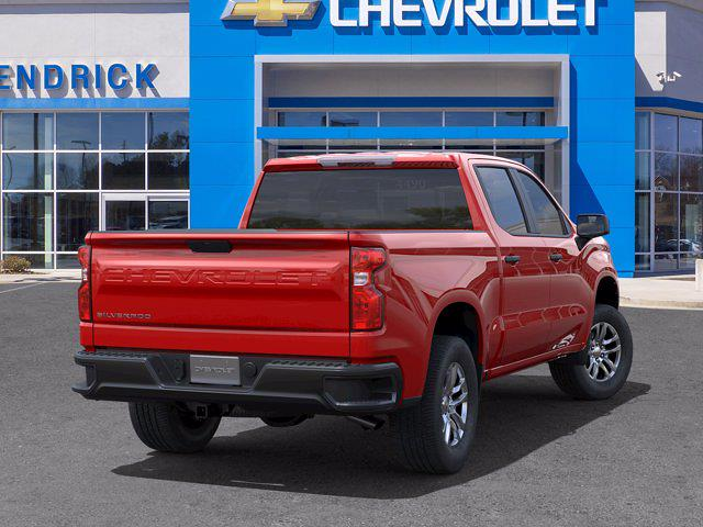 2021 Chevrolet Silverado 1500 Crew Cab 4x4, Pickup #M52354 - photo 1