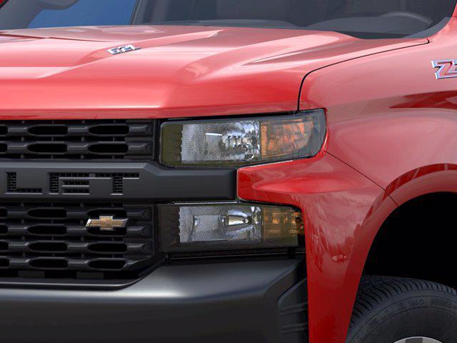 2021 Chevrolet Silverado 1500 Crew Cab 4x4, Pickup #M52354 - photo 8