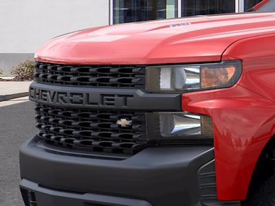 2021 Chevrolet Silverado 1500 Crew Cab 4x4, Pickup #M52354 - photo 11