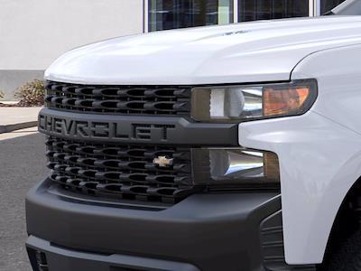 2021 Chevrolet Silverado 1500 Crew Cab 4x4, Pickup #M52797 - photo 11