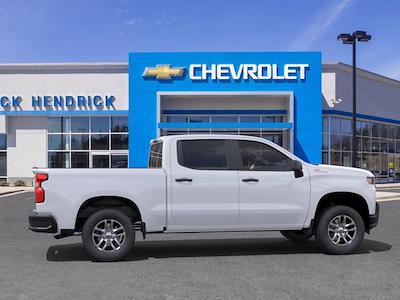 2021 Chevrolet Silverado 1500 Crew Cab 4x4, Pickup #M52797 - photo 5