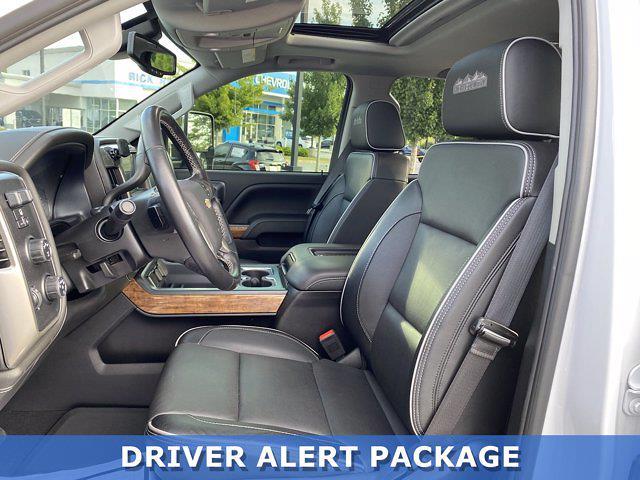 2019 Chevrolet Silverado 2500 Crew Cab 4x4, Pickup #M66528A - photo 8