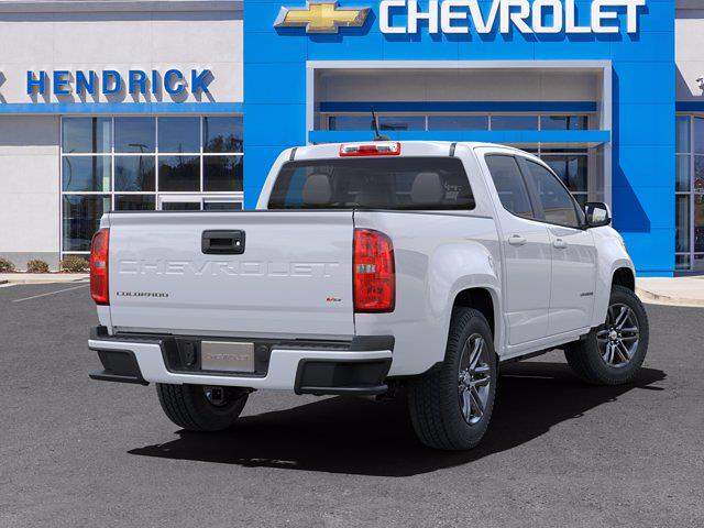 2021 Chevrolet Colorado Crew Cab 4x2, Pickup #M69018 - photo 1