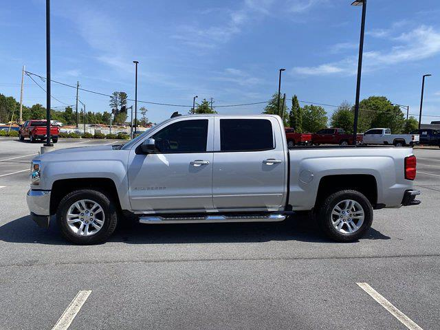 2018 Chevrolet Silverado 1500 Crew Cab 4x2, Pickup #M78468A - photo 4