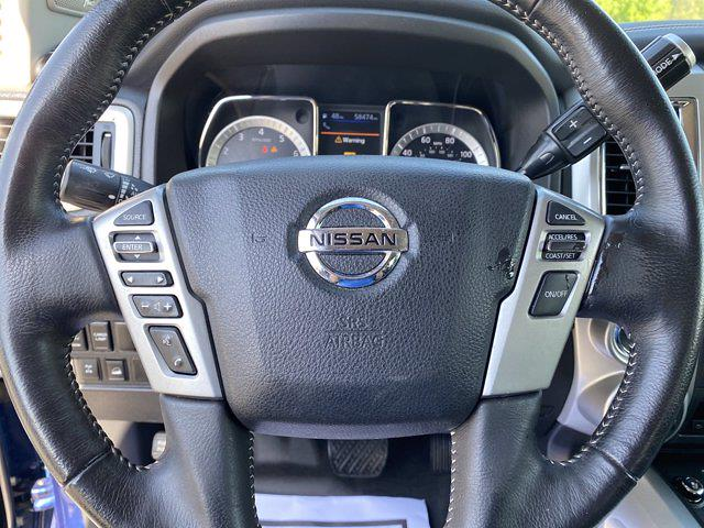 2019 Nissan Titan Crew Cab 4x4, Pickup #M80069A - photo 24