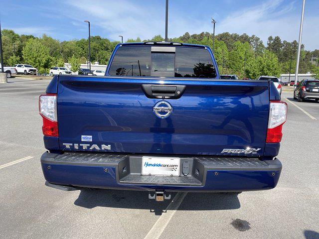 2019 Nissan Titan Crew Cab 4x4, Pickup #M80069A - photo 10