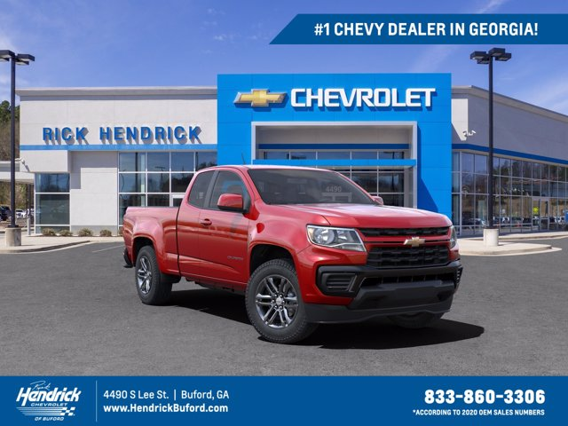 2021 Chevrolet Colorado Extended Cab 4x2, Pickup #M80808 - photo 1