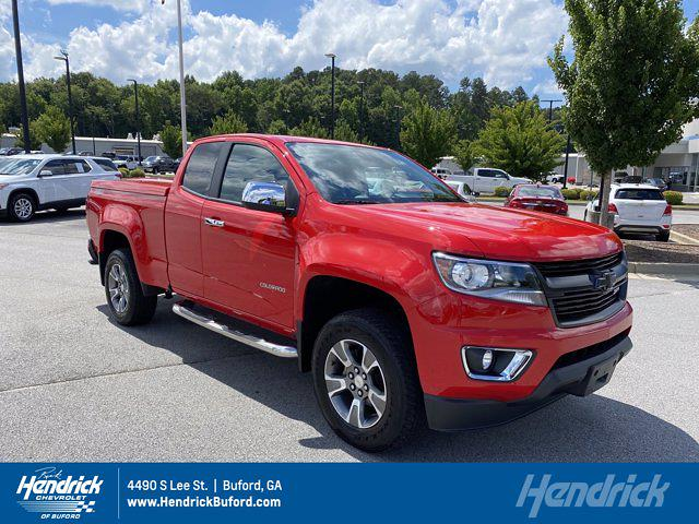 2018 Chevrolet Colorado Extended Cab 4x4, Pickup #M81142A - photo 1