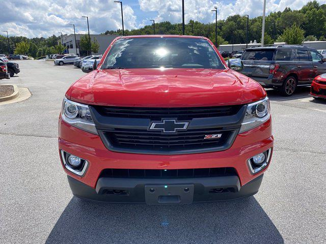 2018 Chevrolet Colorado Extended Cab 4x4, Pickup #M81142A - photo 8