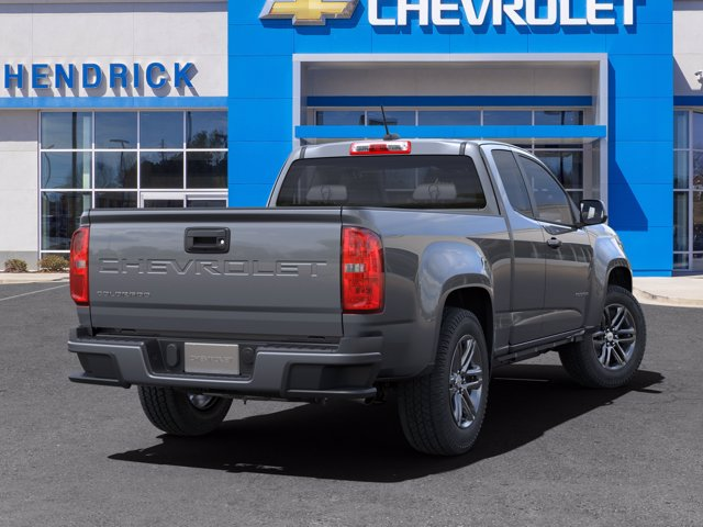2021 Chevrolet Colorado Extended Cab 4x2, Pickup #M81209 - photo 1