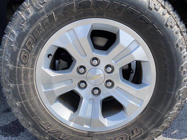 2016 Chevrolet Silverado 1500 Crew Cab 4x4, Pickup #M81737A - photo 12