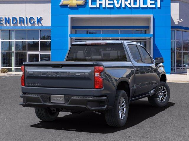 2021 Chevrolet Silverado 1500 Crew Cab 4x4, Pickup #M85508 - photo 1