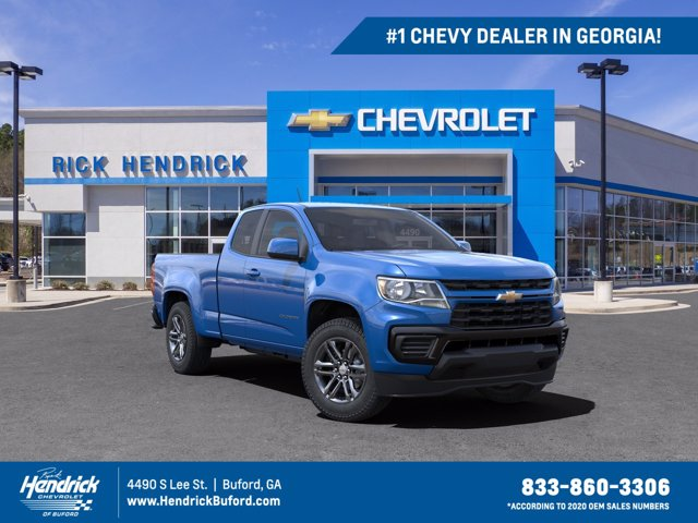 2021 Chevrolet Colorado Extended Cab 4x2, Pickup #M88355 - photo 1