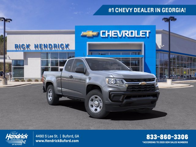 2021 Chevrolet Colorado Extended Cab 4x2, Pickup #M89205 - photo 1