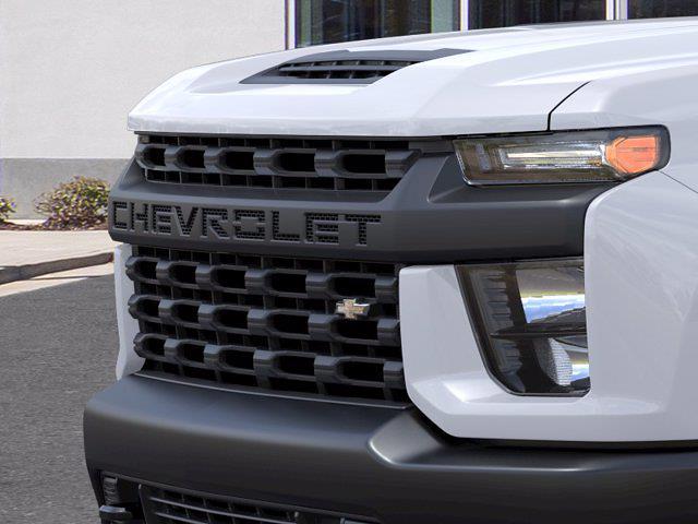 2021 Chevrolet Silverado 2500 Regular Cab 4x4, Pickup #M91543 - photo 11