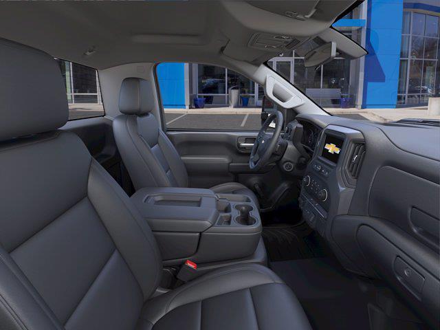 2021 Chevrolet Silverado 2500 Regular Cab 4x4, Pickup #M91543 - photo 14