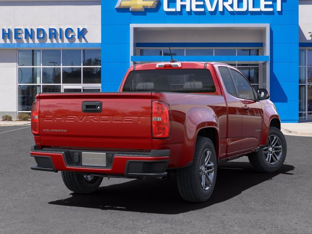 2021 Chevrolet Colorado Extended Cab 4x2, Pickup #M91708 - photo 1