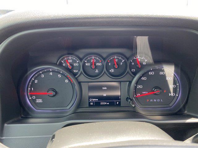 2020 Chevrolet Silverado 1500 Double Cab 4x2, Pickup #M93829A - photo 22