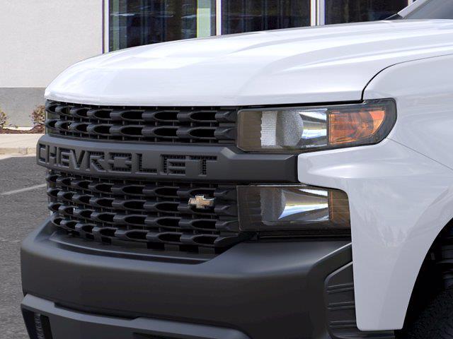 2021 Chevrolet Silverado 1500 Regular Cab 4x2, Pickup #M96038 - photo 11