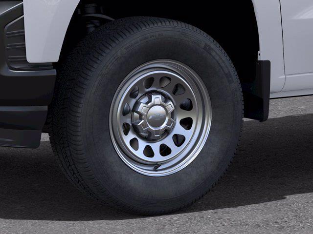 2021 Chevrolet Silverado 1500 Regular Cab 4x2, Pickup #M96038 - photo 7