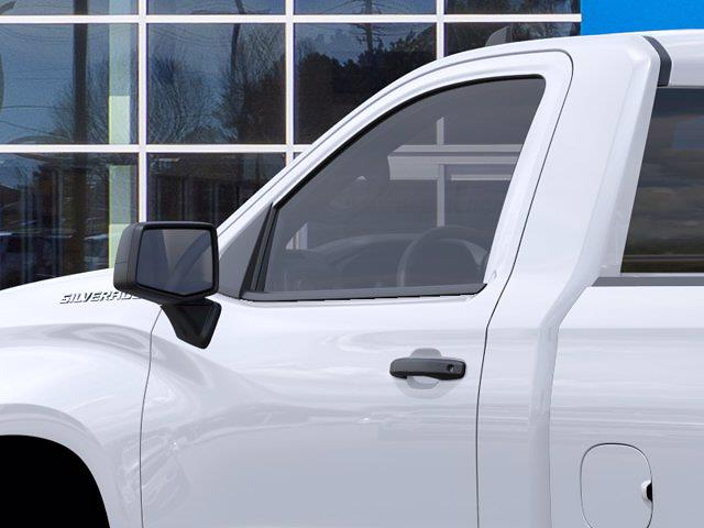 2021 Chevrolet Silverado 1500 Regular Cab 4x2, Pickup #M98119 - photo 10