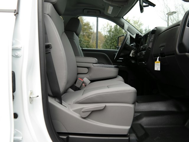 2019 Silverado 3500 Crew Cab DRW 4x2,  Warner Select II Service Body #MF144173 - photo 12
