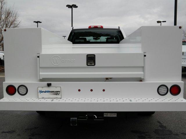 2019 Silverado 3500 Crew Cab DRW 4x2,  Warner Select II Service Body #MF144173 - photo 36