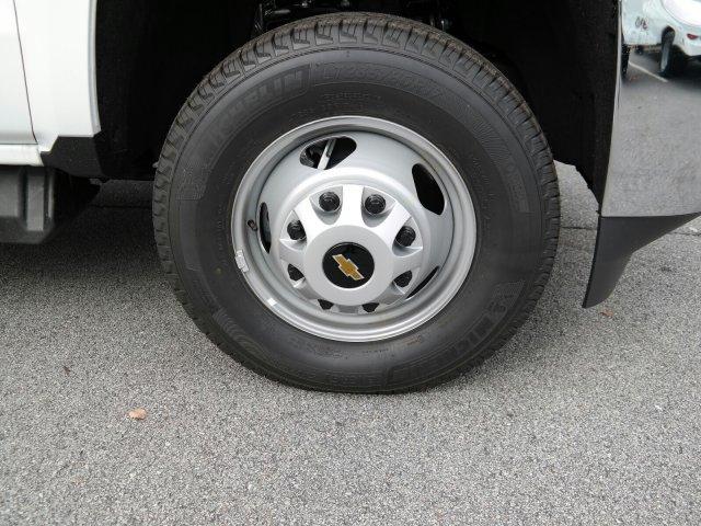 2019 Silverado 3500 Crew Cab DRW 4x2,  Warner Select II Service Body #MF144173 - photo 37