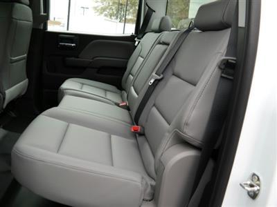 2019 Silverado 3500 Crew Cab DRW 4x2,  Warner Select II Service Body #MF144173 - photo 15