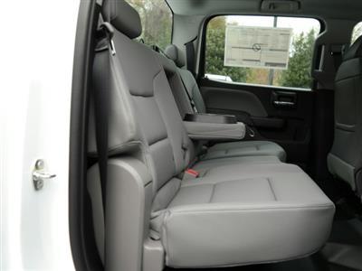 2019 Silverado 3500 Crew Cab DRW 4x2,  Warner Select Pro Service Body #MF144173 - photo 17