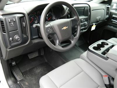 2019 Silverado 3500 Crew Cab DRW 4x2,  Warner Select II Service Body #MF144173 - photo 8