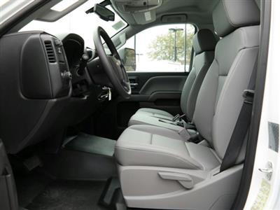 2019 Silverado 3500 Crew Cab DRW 4x2,  Warner Select II Service Body #MF144173 - photo 10