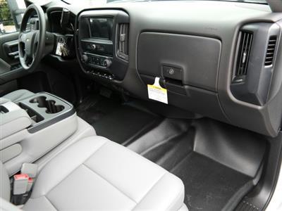 2019 Silverado 3500 Crew Cab DRW 4x2,  Warner Select II Service Body #MF144173 - photo 11
