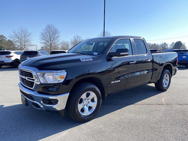 2020 Ram 1500 Quad Cab 4x4, Pickup #P20687 - photo 5