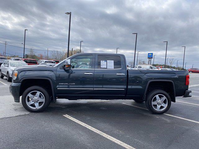 2018 GMC Sierra 2500 Crew Cab 4x4, Pickup #P20748 - photo 4