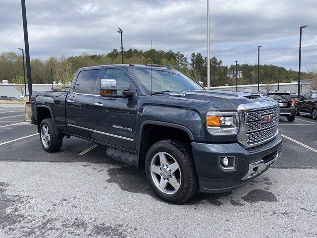 2018 GMC Sierra 2500 Crew Cab 4x4, Pickup #P20748 - photo 7