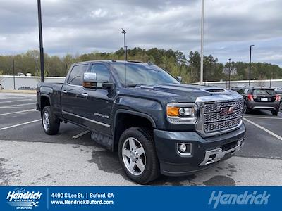 2018 GMC Sierra 2500 Crew Cab 4x4, Pickup #P20748 - photo 1