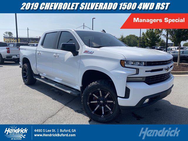 2019 Chevrolet Silverado 1500 Crew Cab 4x4, Pickup #P20793A - photo 1